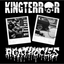 KING TERROR / AGATHOCLES - Split 10""