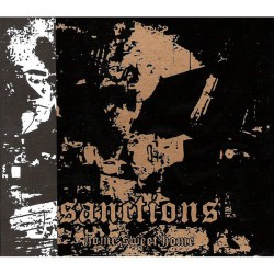 SANCTIONS - Home Sweet Home CD