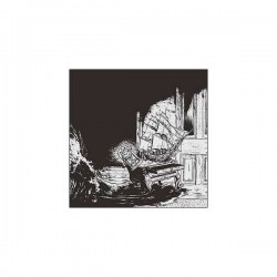 OVERMARS / STARKWEATHER - split LP
