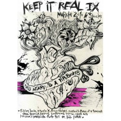 KEEP IT REAL IX (March 2010)