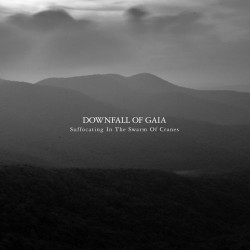 DOWNFALL OF GAIA - Suffocating In The Swarm Of Cranes - CD