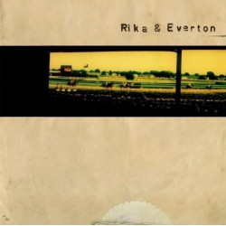 "RIKA / EVERTON - Split 12"""