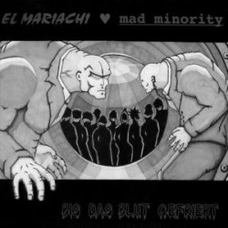 """EL MARIACHI / MAD MINORITY  12"""""""