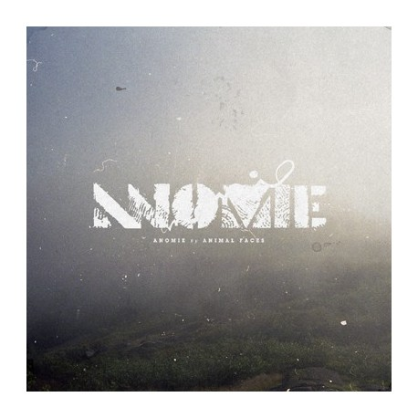 ANIMAL FACES - Anomie LP