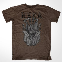 REKA - Renaissance SHIRT (brown)