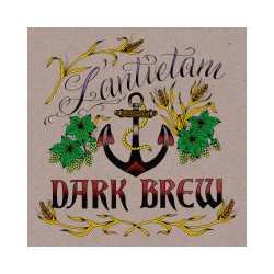 L'ANTIETAM - Dark Brew / Rock Bottom 2x7""