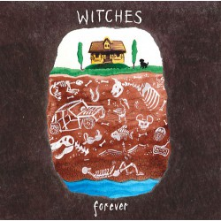 WITCHES - Forever LP