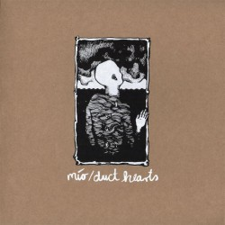 MIO / DUCT HEARTS - Split 7""