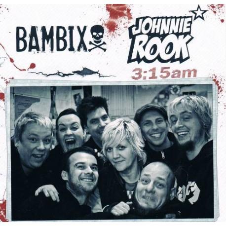 "BAMBIX / JOHNNIE ROOK - Split 10"""