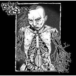 BRINK OF DESPAIR - Rooted in dust  LP