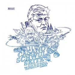CASANOVAS SCHWULE SEITE - Das Rock'n'roll Imperium Schlaegt Zurueck LP