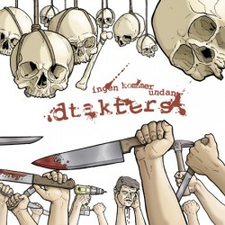 DTAKTERS - Ingen Kommer Undan LP