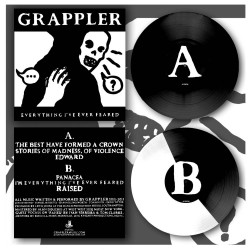 GRAPPLER - Everything ' ve Ever Feared 12""