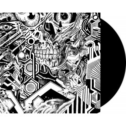 SAVIOURS - the eye obscene/crete'n LP