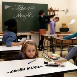 TIGER MAGIC - Crush on you  LP