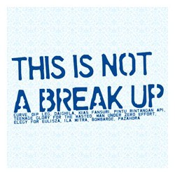 V.A. This Is Not A Break Up Comp. CD