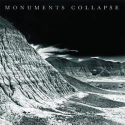 MONUMENTS COLLAPSE - s/t LP