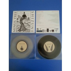 SHIZUNE / MINUS TREE - Split COLOR 7""