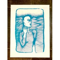 GWAENDO - Silkscreen Print - Linolschnitt