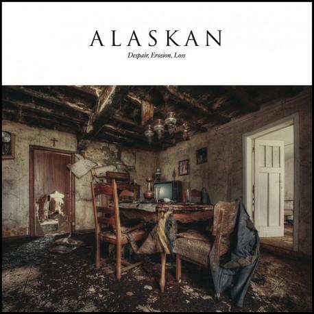 ALASKAN - Despair, Erosion, Loss LP