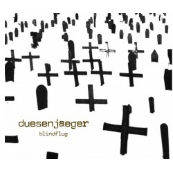 DUESENJAEGER - Blindflug LP