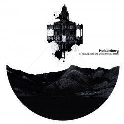 "HEISENBERG - immaginarie line matematiche tra cielo e terra 12"""