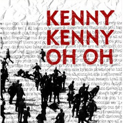 KENNY KENNY OH OH - s/t 7""
