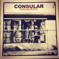 CONSULAR - Allapattah BluesLP