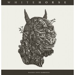 WHITEHORSE - Raised Into Darkness LP