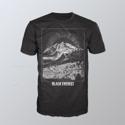BLACK EVEREST - Mountain SHIRT (black)