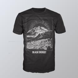 BLACK EVEREST - Mountain SHIRT (black)