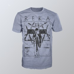 REKA - Dvala SHIRT (heather grey)