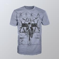 REKA - Dvala SHIRT (heather grey)