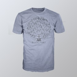 BLACK TABLE - Swords SHIRT (heather grey)