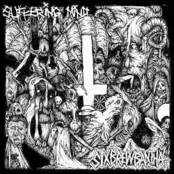 SUFFERING MIND / SIX BREW BANTHA - Split 7""