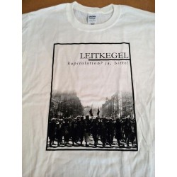 LEITKEGEL - Kapitulation SHIRT (white)