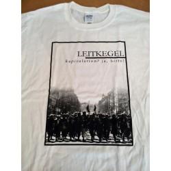 LEITKEGEL - Kapitulation SHIRT (white)