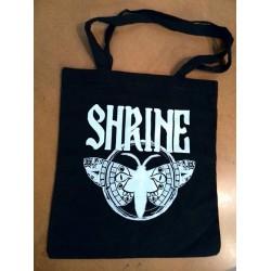 SHRINE - Moth BAG (black)