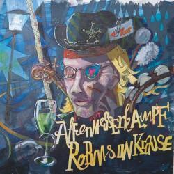 AFFENMESSERKAMPF/ ROBINSON KRAUSE - Split 7''