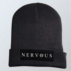 NERVOUS - Logo BEANIE