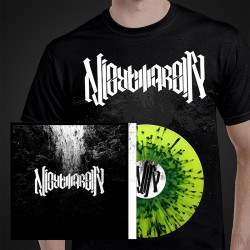 "NIGHTMARER - Chasm 10"" + Shirt BUNDLE"