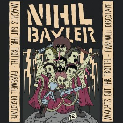NIHIL BAXTER - farewell discography TAPE