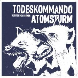 TODESKOMMANDO ATOMSTURM - Hunger Der Hyaenen LP