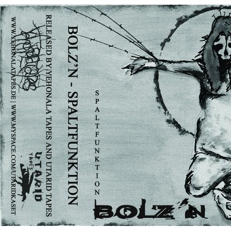 BOLZ'N - Spaltfunktion TAPE