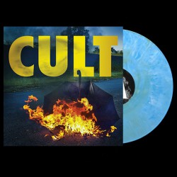 THE CAULFIELD CULT - Cult LP
