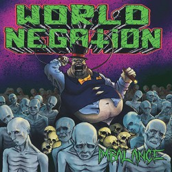 WORLD NEGATION - Imbalance LP