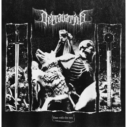 DEPRAVATION - Feast With The Rats LP