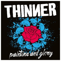 THINNER - Paintime & Glory 12''