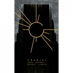 CRANIAL - Dark Towers / Bright Lights TAPE