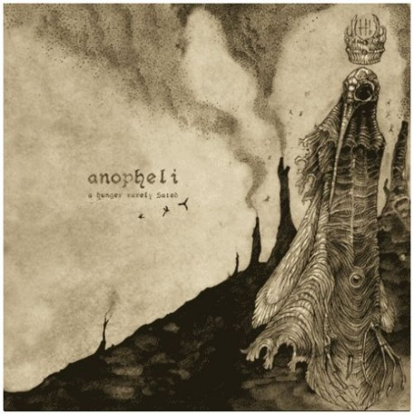 ANOPHELI - A Hunger Rarely Sated LP